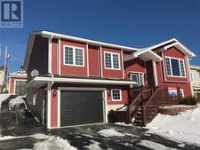 Mt Pearl House for sale:  4 bedroom 2,810 sq.ft. (Listed 2018-01-26)