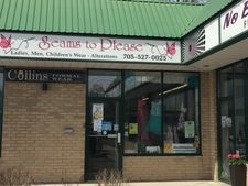 East of King Business only  for sale: Seams to Please  1,400 sq.ft. (Listed 2017-04-28)