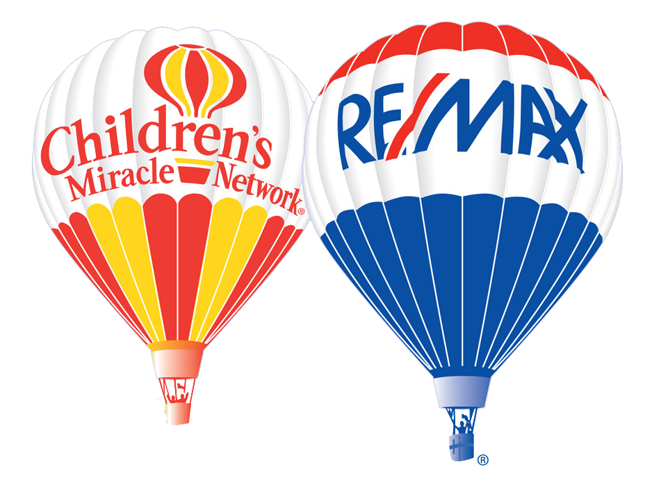REMAX Balloon with Childrens Network