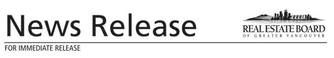 REBGV News Release Header