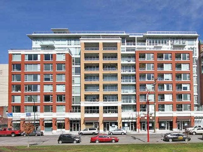 Mount Pleasant VE Condo for sale:  1 bedroom 630 sq.ft. (Listed 2017-06-15)