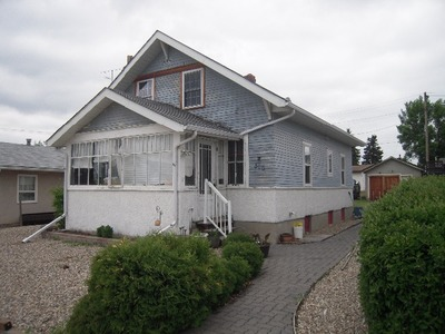 Hanna Single Family for sale:  3 bedroom 1,075 sq.ft.
