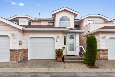 Fleetwood Townhouse for sale: The Fountains 2 bedroom 1,419 sq.ft. (Listed 2020-01-28)