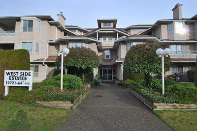 Langley Township Apartment for sale: The Westside 2 bedroom 1,060 sq.ft. (Listed 2019-09-10)