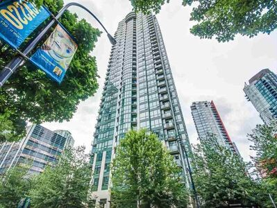 Coal Harbour Apartment/Condo for sale:   419 sq.ft. (Listed 2020-09-15)
