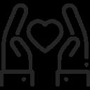 passion hand-icon