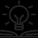 knowledge light-icon