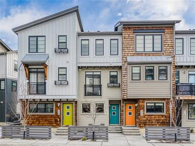 Walden Townhouse for sale:  2 bedroom 1,067 sq.ft. (Listed 2020-03-11)