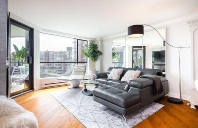 False Creek Apartment/Condo for sale: Harbourside Cove 2 bedroom  Stainless Steel Appliances, Tile Backsplash, Rain Shower, Glass Shower, Hardwood Floors 1,264 sq.ft. (Listed 2021-05-10)
