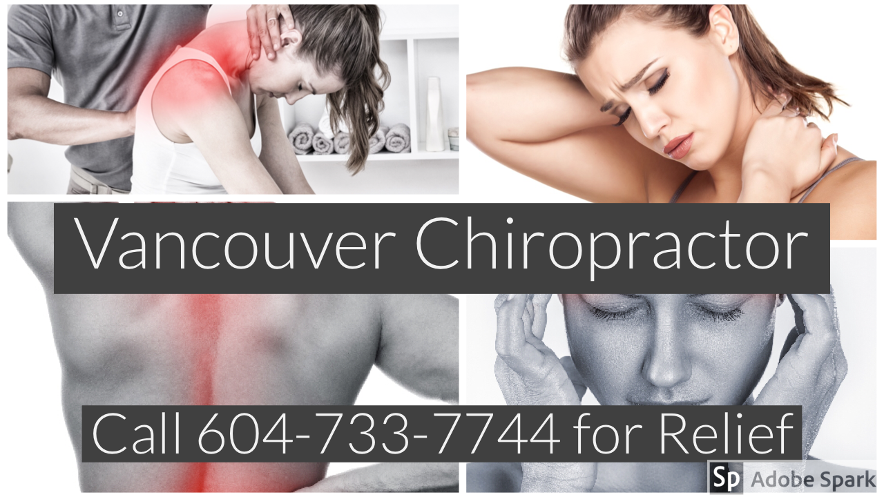 chiropractor cracking backs, vancouver chiropractic