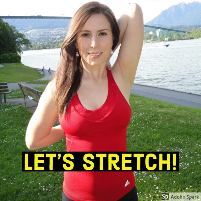 Stretch for your Hips, Low Back & Gluts muscles