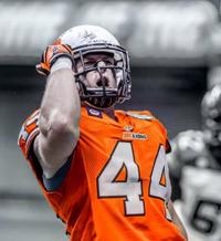 Adam Bighill - linebacker BC Lions