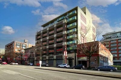 Strathcona Apartment/Condo for sale:  1 bedroom 661 sq.ft. (Listed 2021-01-14)