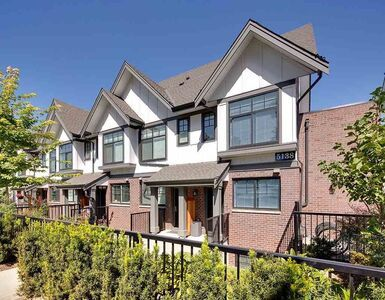 Burnaby Lake Townhouse for sale:  3 bedroom 1,133 sq.ft. (Listed 2020-09-01)