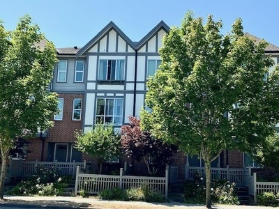 West Cambie Townhouse for sale:  2 bedroom  (Listed 2021-08-13)
