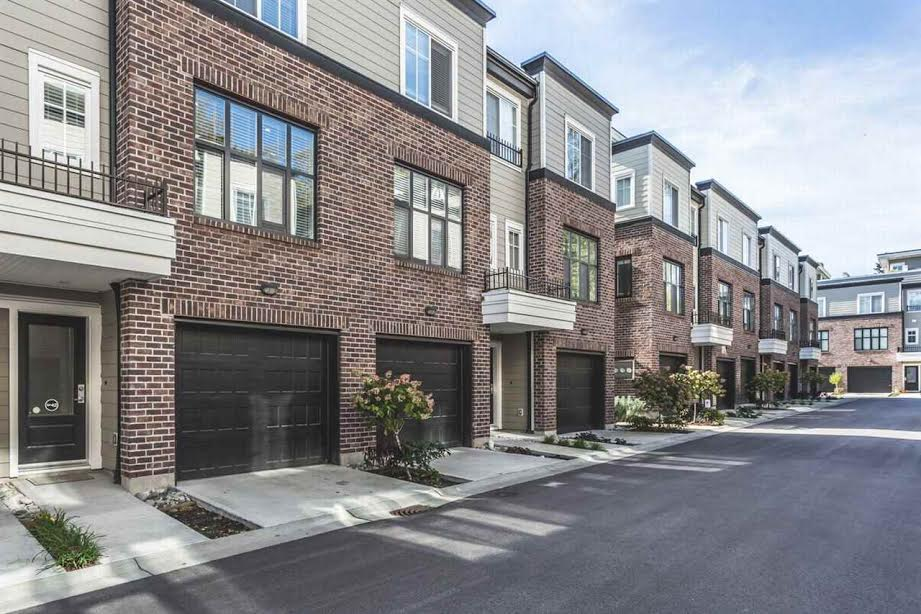 Surrey Townhouse for sale:  3 bedroom 1,539 sq.ft. (Listed 2016-10-14)