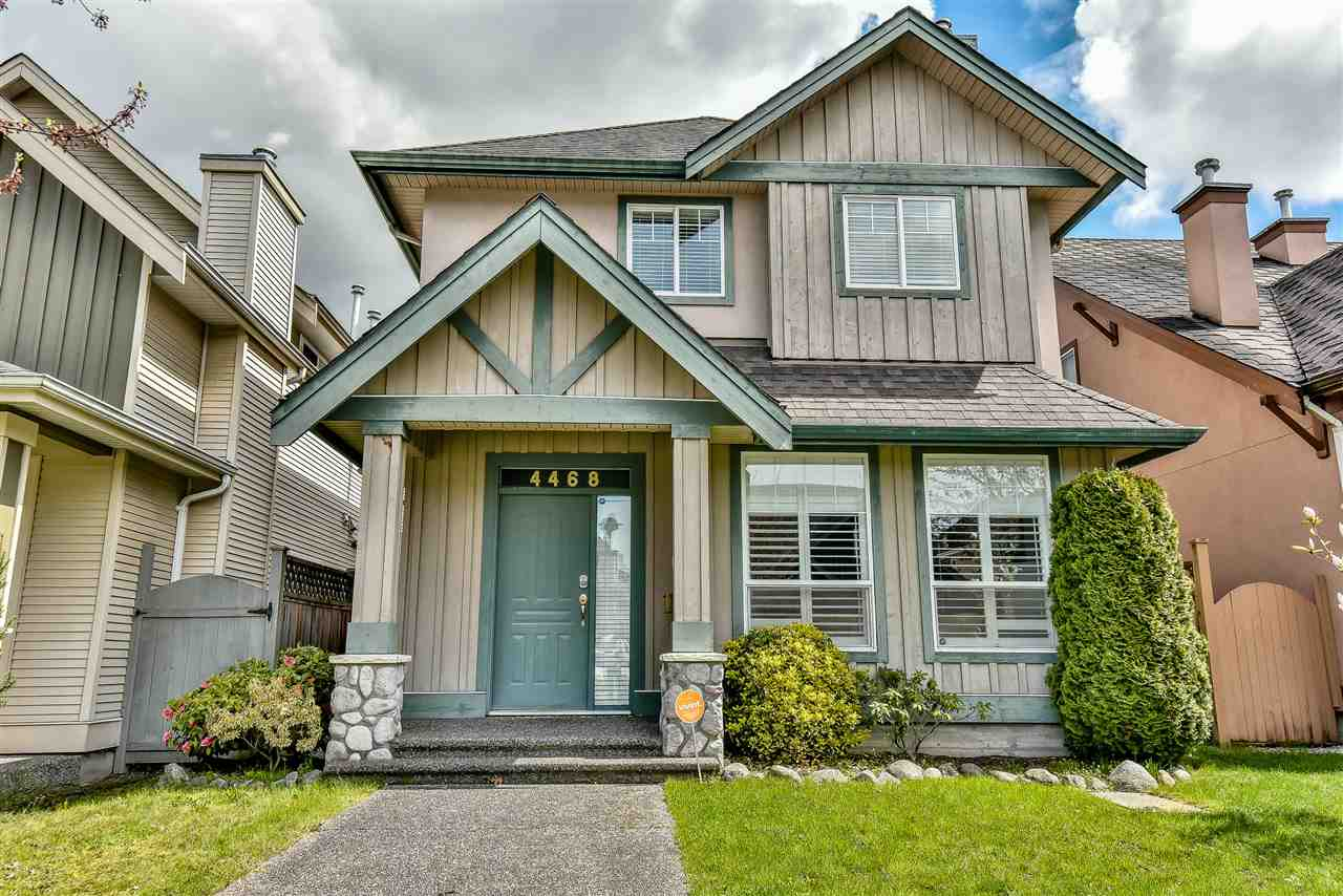 West Cambie House for sale:  5 bedroom 1,847 sq.ft. (Listed 2017-06-09)