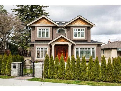 Arbutus House for sale:  6 bedroom 5,169 sq.ft. (Listed 2018-11-20)