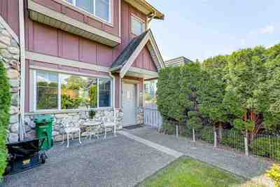 South Arm Townhouse for sale:  3 bedroom 1,304 sq.ft. (Listed 2019-06-21)