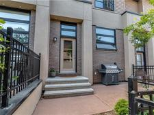 Aspen Woods Townhouse for sale:  3 bedroom 1,112 sq.ft. (Listed 2017-07-28)