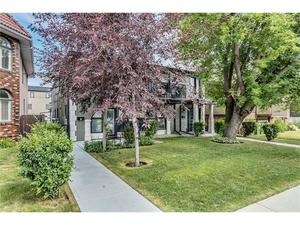 Altadore Townhouse for sale:  2 bedroom 821 sq.ft. (Listed 2017-07-13)
