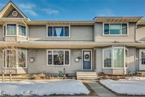 Beddington Heights Townhouse for sale:  3 bedroom 1,265 sq.ft. (Listed 2018-03-07)