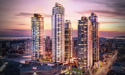 Burnaby Condo for sale:  1 bedroom 688 sq.ft. (Listed 2020-10-08)