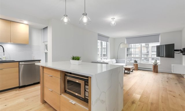 Homer Street Condo for sale in Yaletown
