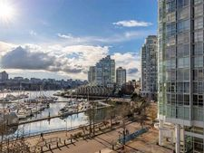 Yaletown Condo for sale:  2 bedroom 974 sq.ft. (Listed 2020-04-08)
