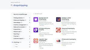 Shopify apps for dropshipping