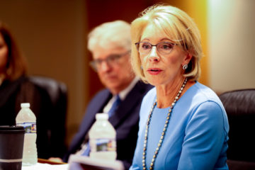 Betsy DeVos' Financial Disclosure Fails to Account for Divestiture