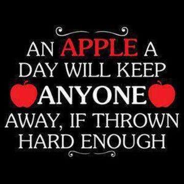 Wall_an_apple_a_day_will_keep_anyone_away