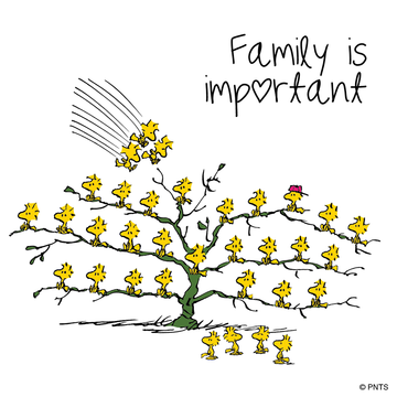 Wall_snoopy_family_is_important