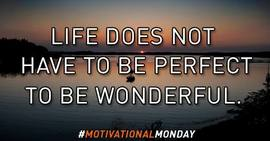 Preview_motivational_monday_life_doesnt_have_to_be_perfect