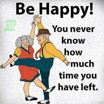 Wall_be_happy_you_never_know_how_much_time_you_have_left