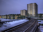 Twin Towers Cambridge, Ontario