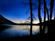 Nicola Lake at Dawn