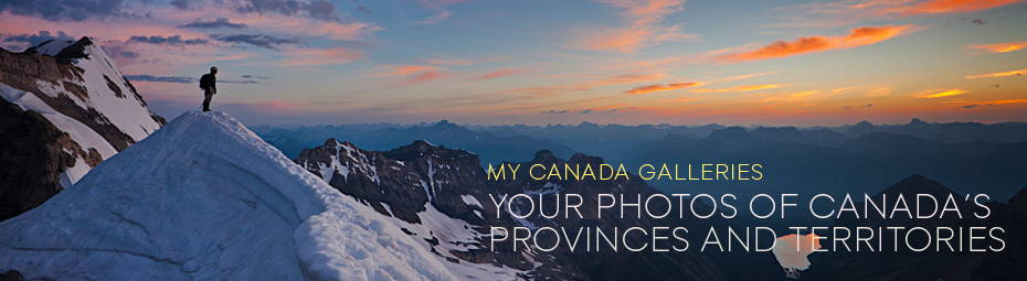 My Canada galleries