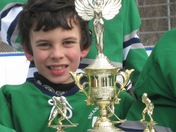 Losing cup inspires kids to Hockey Glory!