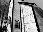 Nordegg Church