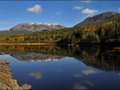 Autumn Reflections ... Gros Morne National Park