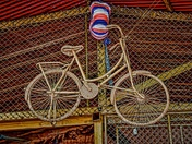 100% Wicker Bicycle