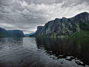 Into the Fjord