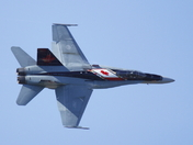 2013 CF-18 Demo Jet
