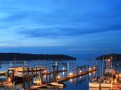 Nanaimo Harbour @nite