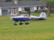 Pilot prepares to flight