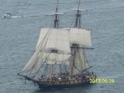One Regal Tall Ship