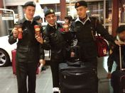 Army Cadets and Timmies