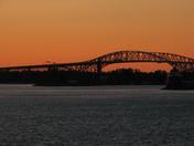 Twin Bluewater Bridges
