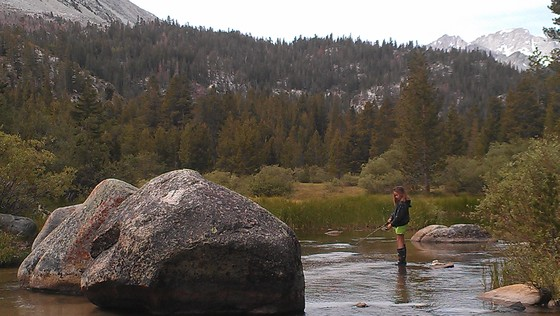 Share the experience east fork campground inyo county for East fork lake fishing report
